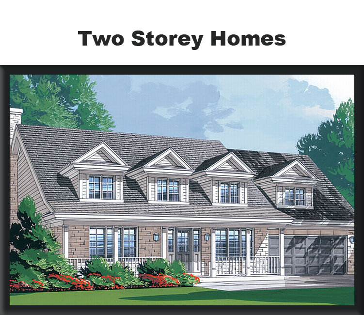 Two Storey Homes